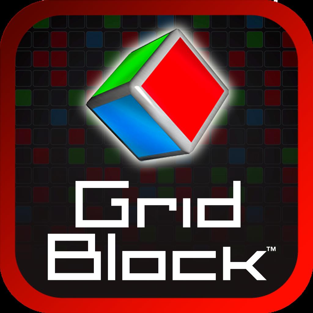GridBlock™ Das Rätselspiel, bei dem man um die Ecke denkt! iOS