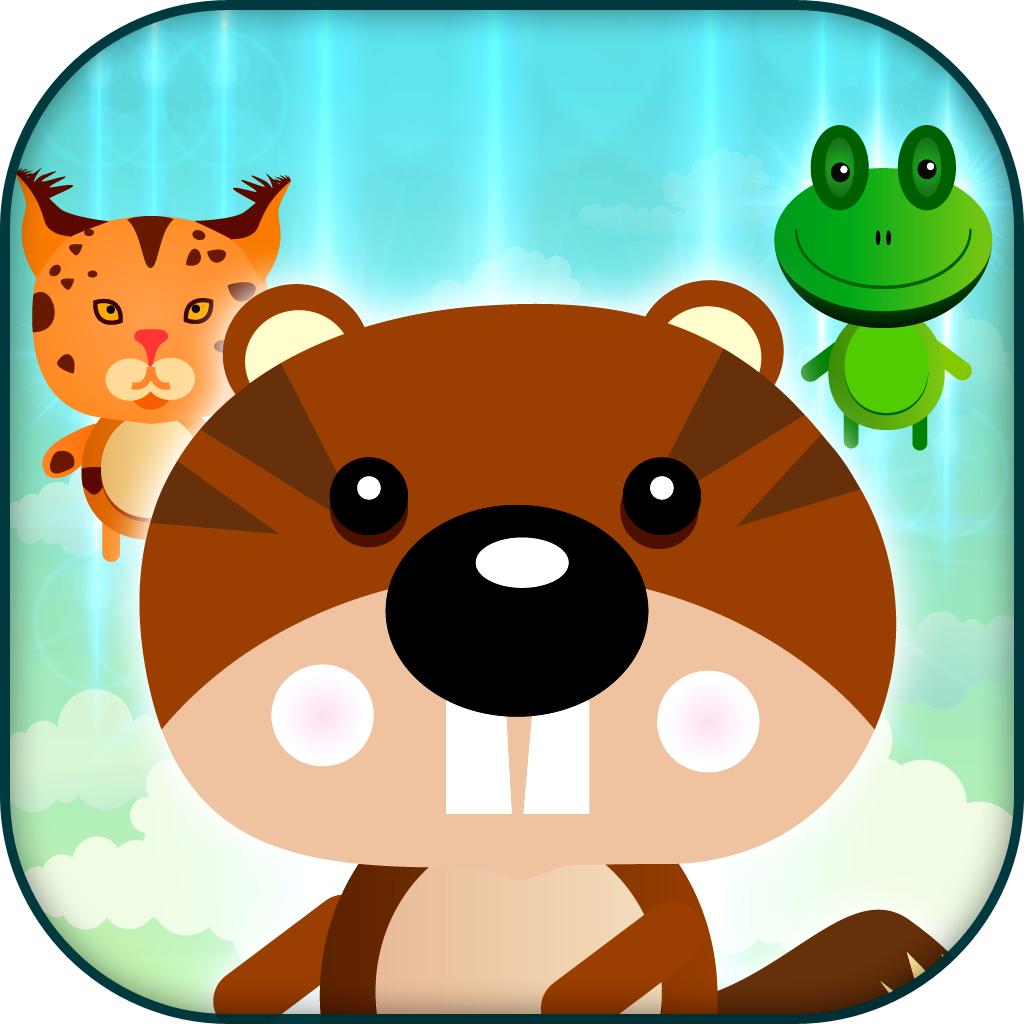真棒宠物救援 - 可爱的动物秋季拼图比赛