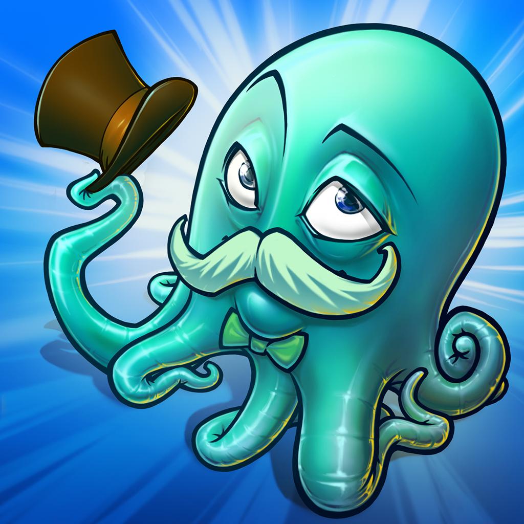 Sir Octopus (AppStore Link)