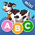 ABC - Italian alphabet for kids (Mini)